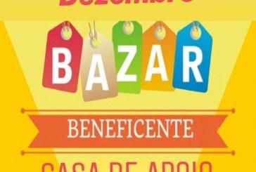 BAZAR BENEFICENTE!!! Dias11, 12 e 13 de Dezembro. LOCAL CAS DE APOIO
