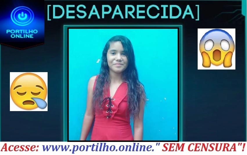 👉😱🚨🤔📞📲😪DESAPARECIDA!!! Vitoria dos Santos Silva ( 14 anos).