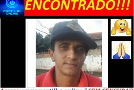😠✍🤙👏👍🙏ENCONTRADO!!! Adriano Braz da Silva ( 30 anos)