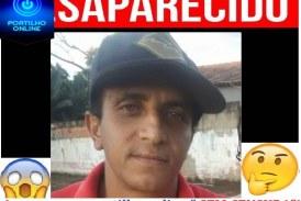DESAPARECIDO!!! Adriano Braz da Silva ( 30 anos)