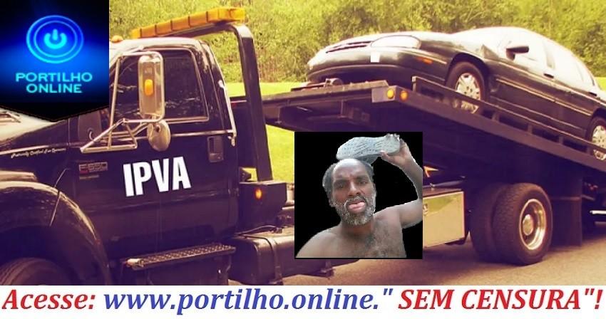 👉🙄😱🚨🚔😠Justiça proíbe Detran de reter veículos por falta de pagamento de IPVA