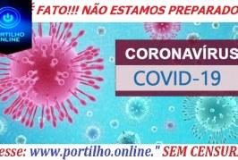 👉😡🤧😷💉⚖🔬QUER SABER DA VERDADE??? CIDADE NENHUMA DO BRASIL ESTÃO PREPARADAS PARA O COVID-19.