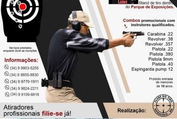 👉👊👍O STAND DE CLUBE DO TIRO CONVIDA VOCê PARA PARTICIPAR DESSE ESPORTE LEGALIZADO . VÁ DE MASCARA.
