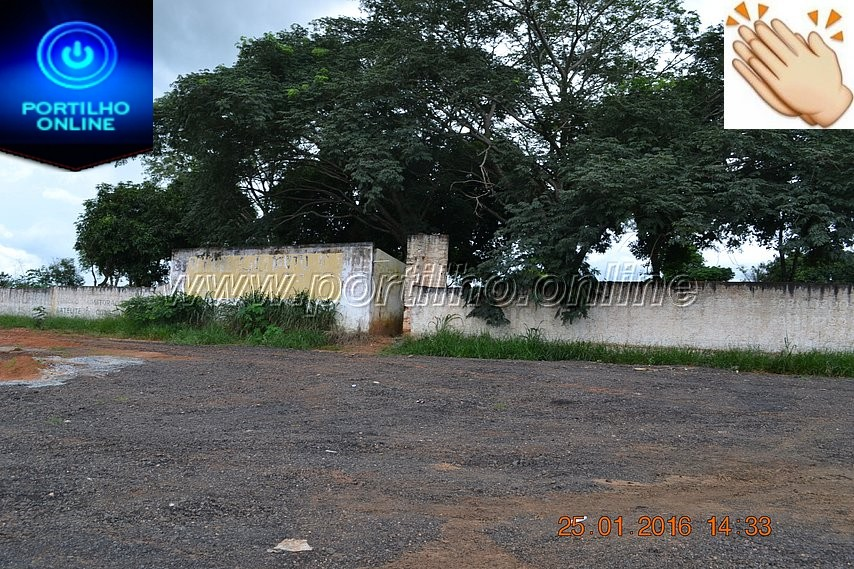 👉👏👍⚽👏👏👏Após 20 anos. Campo de Futebol do Distrito de Salitre será Reformado. CONQUISTA DO VEREADOR ALCIDES DORNELAS.