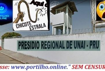 👉😮🙄🚨😳⚖🚓😷Olá boa tarde Portilho ! DENÚNCIAS DE MAUS TRATOS E TORTURAS NO PRESIDIO DE UNAI-MG