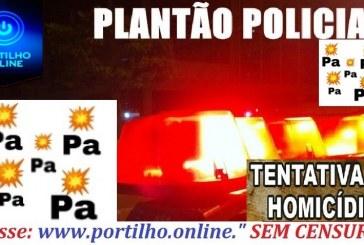 ATUALIZANDO… HOMICIDIO!!! TENTADO!!! SEGUE O LÍDER….👉🚨🚑🚔🚨🔫🔫🔫⚰⚰⚰PÁ… PÁ… PÁ… PÁ… PÁ… PÁ… É registrado em Patrocínio! O bairro Serra Negra!