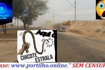 👉😠😱🚨🙄🚓😡🔎💶Após receber muitas reclamações de terra sendo jogada na Avenida Faria Pereira-Mart' Mina foi comprovar.