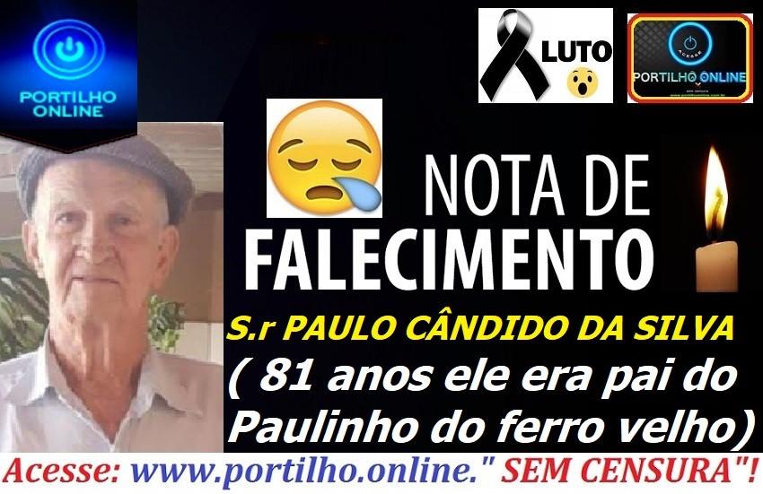 LUTO!!! 👉⚰🕯😪🙏🕯😭NOTA DE FALECIMENTO E CONVITE: FUNERÁRIA FREDERICO OZANAN INFORMA…