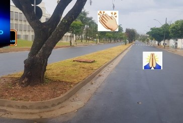 👉😱👏👍🙌🙄👊OBRAS APROVADÍSSIMAS!!!! Temporal dessa madrugada!!! Avenida João Alves do Nascimento ficou intacta!!!