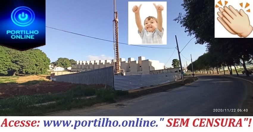 👉🤙👍🏩🏨🏠🏡Esta sendo construídos 28 apartamentos e 11 andares de construção. Avenida Altino Guimarães.