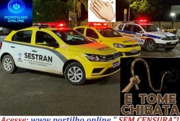O CHICOTE ESTRALOU!!!! O BAMBU GEMEU!!! 👉👍👏🚓🚔✍👏👏🧐🧐PARABÉNS SESTRAN!!! POLICIA MILITAR, SECRETARIA DE SAÚDE, URBANISMO E FISCLIZAÇÃO EM GERAL!
