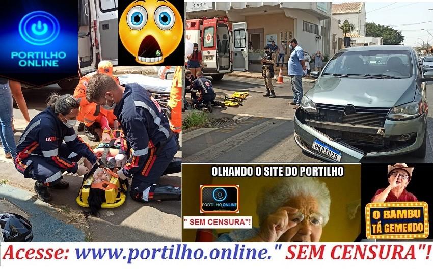 🚨🚨😮😱🚓👊🚑PIMBA!!!! Aconteceu agora na Cesário Alvim com Cel. João Cândido…