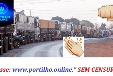 👉TAMÚUUU JUNTOS!!!!👊👍👏👏👏🚜🚛🚚👏👏👏 CAMINHONEIROS DE TODO O BRASIL PARAM…APOIADOSSSSSS!!! PARABENS AMIGOS DAS ESTRADAS!!