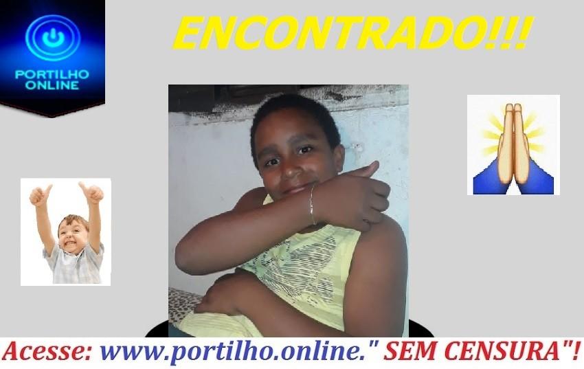 👉👊👏✍👍🙌👍🤔👊👊👊👊ENCONTRADO!!!!Julio Cesar Silva Marinho ( 15 anos). MENOS DE 10 MINUTOS POSTADO AQUI NESTE SITE, ELE APARECEU!!