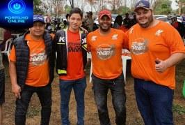👉👏👊✍👍👏👏👏Secretários de obras e esportes prestigiam e apoiaram 100% a Maratona do Cerrado.