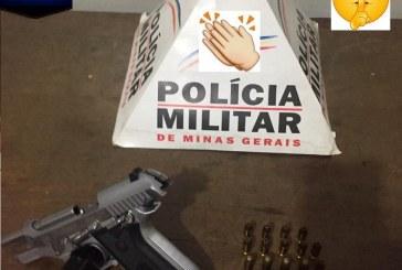 QUADRADA APREENDIA!!!! OCORRÊNCIAS DE DESTAQUE REGISTRADAS NA ÁREA DO 46º BPM.