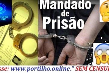 👉⚖🚨😱🚓🚔🙄 Quem estava com mandado de prisão???? Polícia Militar prende foragido da justiça