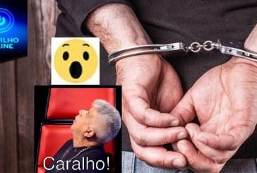 👉⚖🤔😱😠🕯🚔🚓😲ESTA PRESO!!! SERÁ QUE DESSA VEZ PEGARAM ELE??? Polícia Militar prende foragido da Justiça.