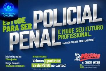👉👊👏👍🙌👏👏Colégio Prisma oferece Curso Preparatório presencial ou virtual para Agente Penitenciário. Vagas abertas!!!